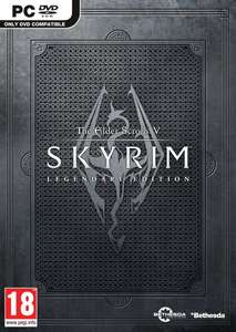 [Amazon.de] Skyrim Legendary Edition [STEAM PC KEY]