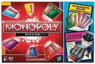 monopoly banking 22,94 - Neukunden-Gutschein, Newsletter