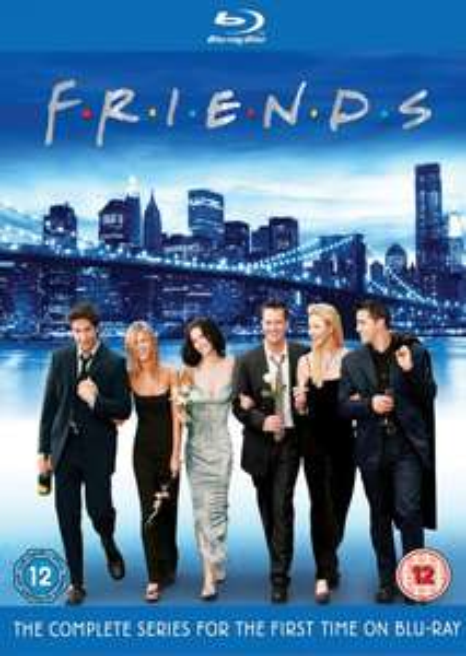 Friends - The Complete Season 1-10 [Blu-ray] für 60,77 €