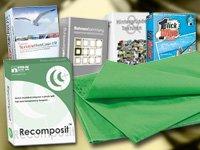 Foto- & Bildbearbeitungs-Suite 2011 (PC-DVD) mit Greenscreen Gratis + VSK 4,90€ (kein Vergleichspreis gefunden)