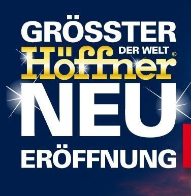 [LOKAL] Fürth Neueröffnungsangebote bei Höffner, XXXLutz unterbietet um 10 %!