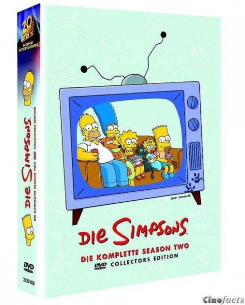 Simpsons Staffeln für 9,97€ - Amazon.de