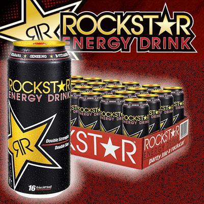 Rockstar Energy Drink in Dosen bei Penny [Lokal?]