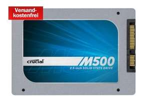CRUCIAL M500 480 GB 2,5 Zoll SSD bei MM