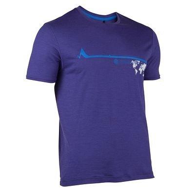 T-Shirt Merino TechWOOL Fresh - 100 % Merinowolle