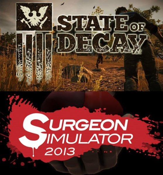 [Steam] Holiday Sale, u.a. mit State of Decay (9,49€) und Surgeon Simulator 2013 (2,49€)