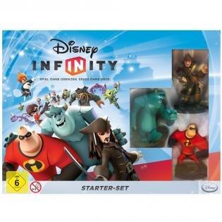 Disney Infinity Starter-Set Nintendo 3DS für 20€ frei Haus!
