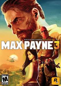 Max Payne 3 [Download] für 3€ @Amazon.com