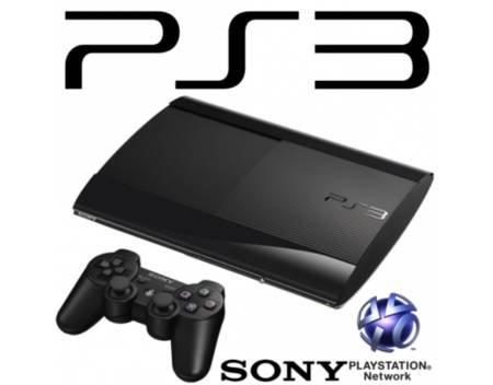 PS3 Super slim 12 Gb bei meinpaket
