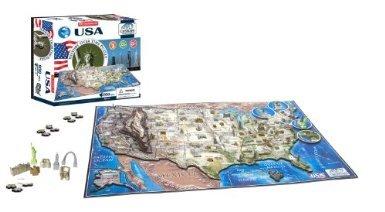 4D Cityscape Puzzle 50 % reduziert bei Fab