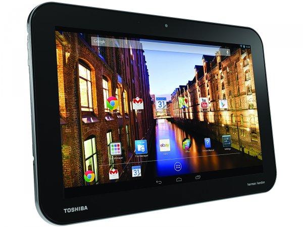 Toshiba eXcite Pro 10.1 16GB WiFi Nvidia Tegra 4 Tablet für 208€ @Amazon.co.uk