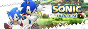[Steam]Sonic Everywhere Pack für 14,99 Dollar (10,97€) - 10 Spiele + 7 DLCs