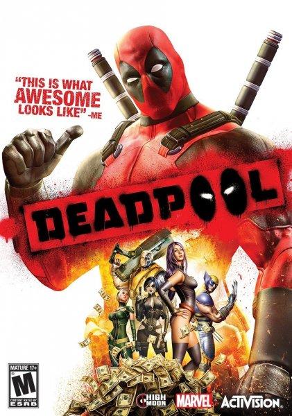 Deadpool [amazon.com] Steamkey, ca. 7,31€ (9,99USD)