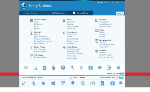 Glary Utilities 4 PRO