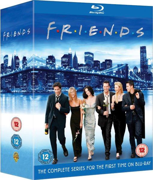 Friends - The Complete Season 1-10 [Blu-ray]
