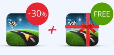30% Rabatte bei Sygic Navigation + weitere Lizenz gratis