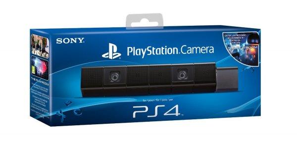 Playstation 4 Kamera - Vorbestellbar für 56,49 € bei future-x.de