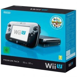 Nintendo Wii U Konsole Premium Pack für 244€ @redcoon