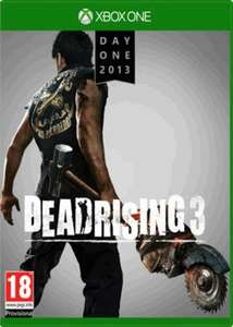 [game.co.uk] Dead Rising 3 Day One Edition
