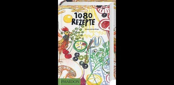 """Buch """"1080 Rezepte spanischer Küche"""" für nur noch 9,99 Euro inkl. Versand"""