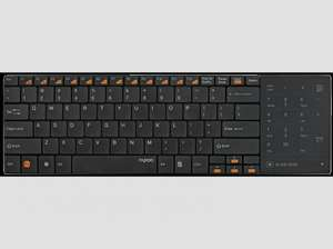 RAPOO E9080 Wireless TouchPad Tastatur