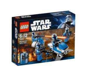 LEGO Star Wars 7914 - Mandalorian Battle Pack [@play.com]