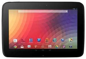 Google Nexus 10 WiFi 32GB Android schwarz
