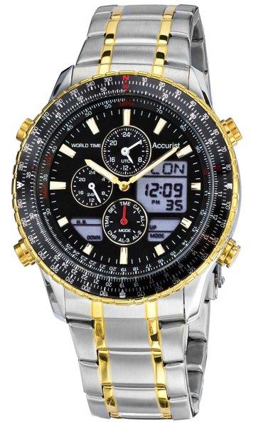 [Amazon UK] Accurist Herren-Armbanduhr MB1031B + viele weitere Modelle