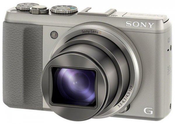 Sony DSC-HX50 Digitalkamera Schwarz und Silber @ Amazon Blitzdeals