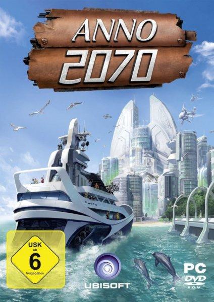 [Steam] Anno 2070 für 7,49€, Complete für 12,49€