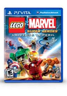 [PSV] Lego Marvel Super Heroes @ playasia.com