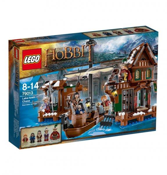 Galeria Kaufhof -  LEGO The Hobbit Verfolgung auf dem Wasser 79013