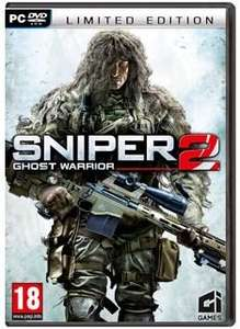 [Steam] Sniper Ghost Warrior 2 Limited Edition für 3,60€