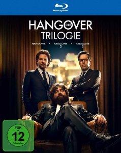 [Amazon.de] Hangover Trilogie [Blu-ray] Versandkostenfrei ohne Prime