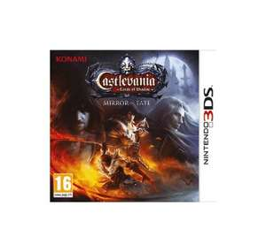 Nintendo 3DS - Castlevania: Lords of Shadow - Mirror of Fate für €16,16 [@Wowhd.co.uk]