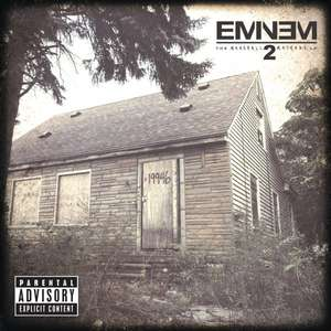 "CD - Eminem ""Marshall Mathers LP 2 (Deluxe Edition / 2CD)"" für €9,56 [@Wowhd.co.uk]"