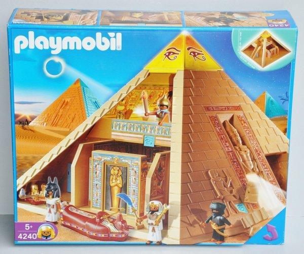 Playmobil™ - Ägypter Pyramide (4240) ab €32,97 [@Galeria-Kaufhof.de]