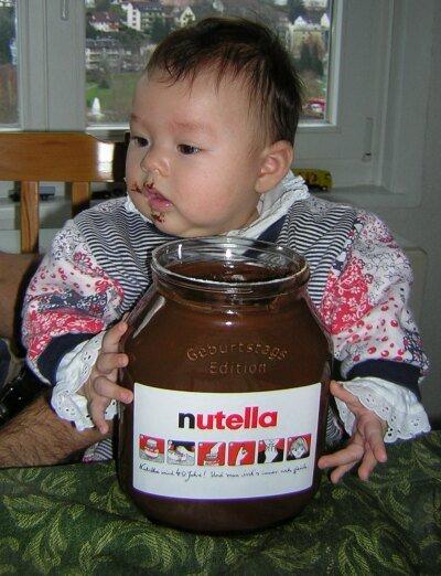 (AUT) Gegen Neujahrsvorsätze: Nutella 1+1 für je 1,49€ bei Merkur