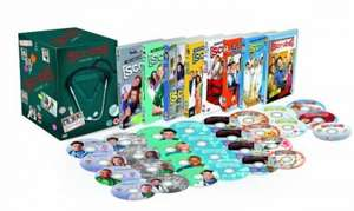 Scrubs - Seasons 1-8 Complete Box Set DVD [@thehut]