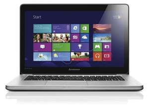 Lenovo IdeaPad U410 Touch Display (i7, 4 GB Ram, Win 8, 500 GB, Bluetooth, Webcam, Nvidia) für 542€ @Amazon.co.uk