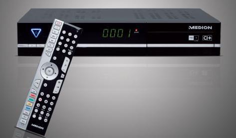 Braunschweig: Digitaler HD Sat-Receiver MEDION® P24030 (MD 26078) mit HD+ Karte für 80€ statt 160€