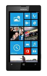 Nokia Lumia 520 black @AMAZON UK