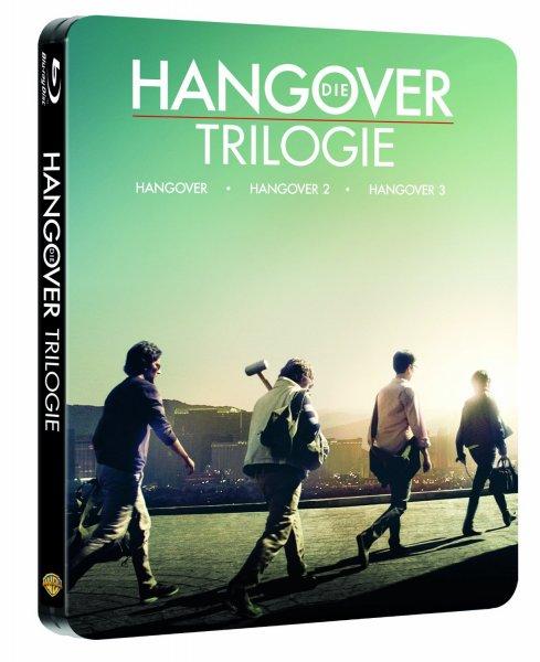 Hangover Trilogie Steelbook [Blu-ray] für 30€ @Amazon.de