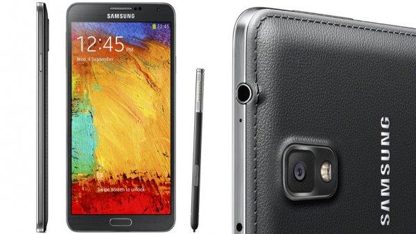 Samsung Galaxy Note 3 für 402 € mit 100€ Cashback von Samsung @ Echoteck