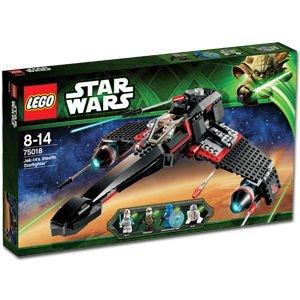 [Real Onlineshop] LEGO Star Wars™, 75018 JEK-14´s Stealth Starfighter für 44,00 € bei Lieferung in die Filiale