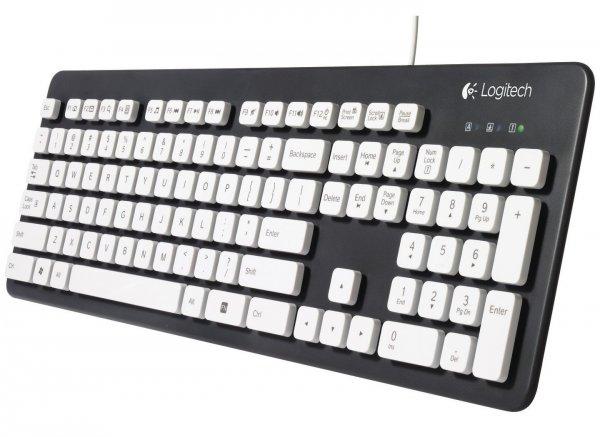 [abgelaufen] Logitech K310 waschbare Tastatur 13€ + 3€ VSK (Amazon)