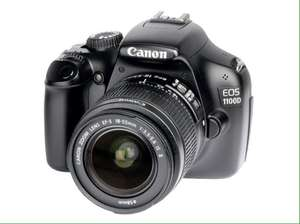 Canon EOS 1100D inkl. 18-55mm Objektiv @Deltatecc 259€