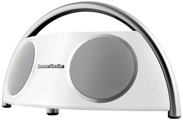 [Amazon.it] Harman Kardon Go+Play wireless Portables High-End Bluetooth Lautsprechersystem inkl. Vsk für 282,68 €
