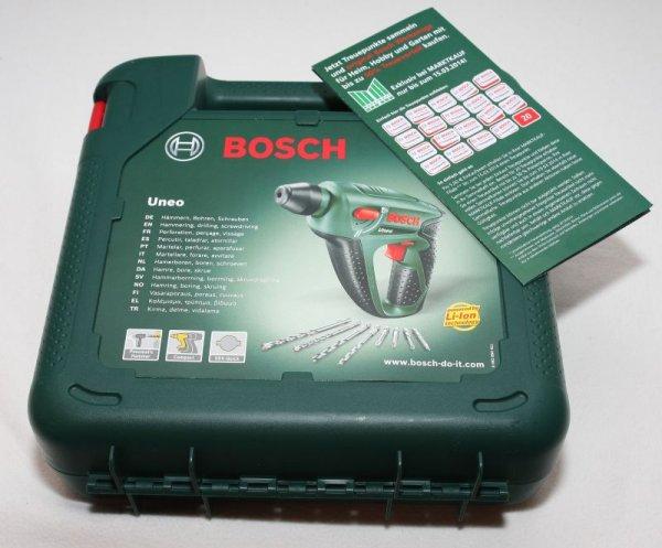 Marktkauf: 20 Treuepunkte = Bosch Uneo für 99,99€ vgl. 141,75€, beim Kauf des Uneo gibts nochmals 19 Treuepunkte!!! Andere Geräte auch sehr günstig!