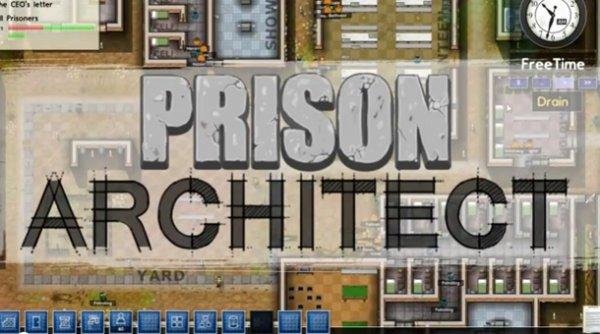 [Steam Winter Sale] Prison Architect ( Early Access / Alpha) für 12,99€ (50% Reduziert)
